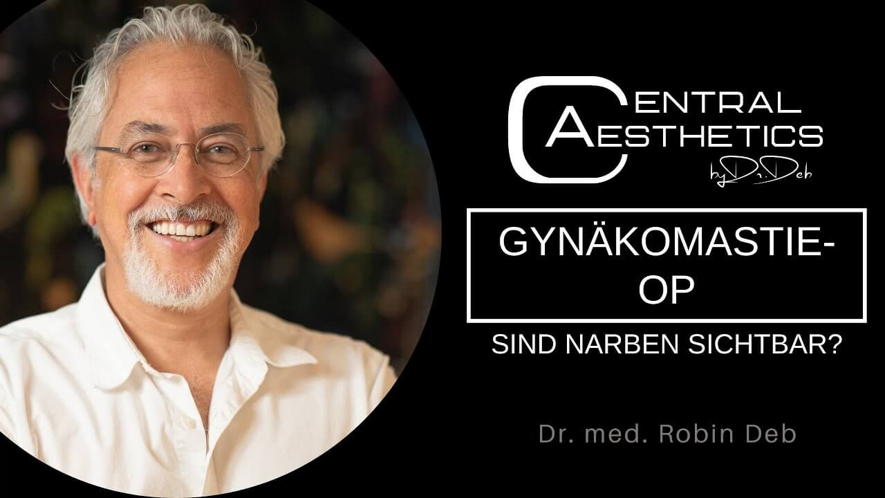 Gynäkomastie Narben Frankfurt Video Dr. Deb beauteous