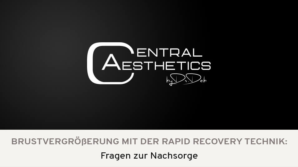 Brustvergrößerung Rapid Recovery Frankfurt Video beauteous